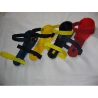 Крепления для детских лыж цветные КД 004